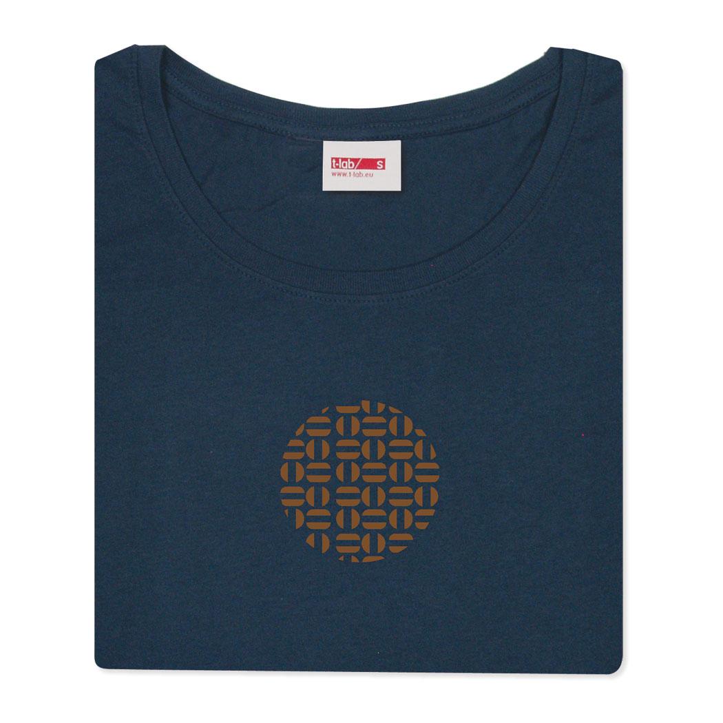 T-lab Coffee Bean womens t-shirt