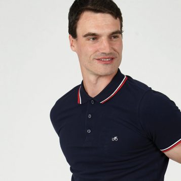 T-lab VeloPolo cycling t-shirt cropped
