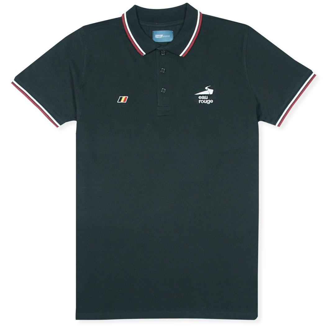 T-lab Eau Rouge mens polo shirt