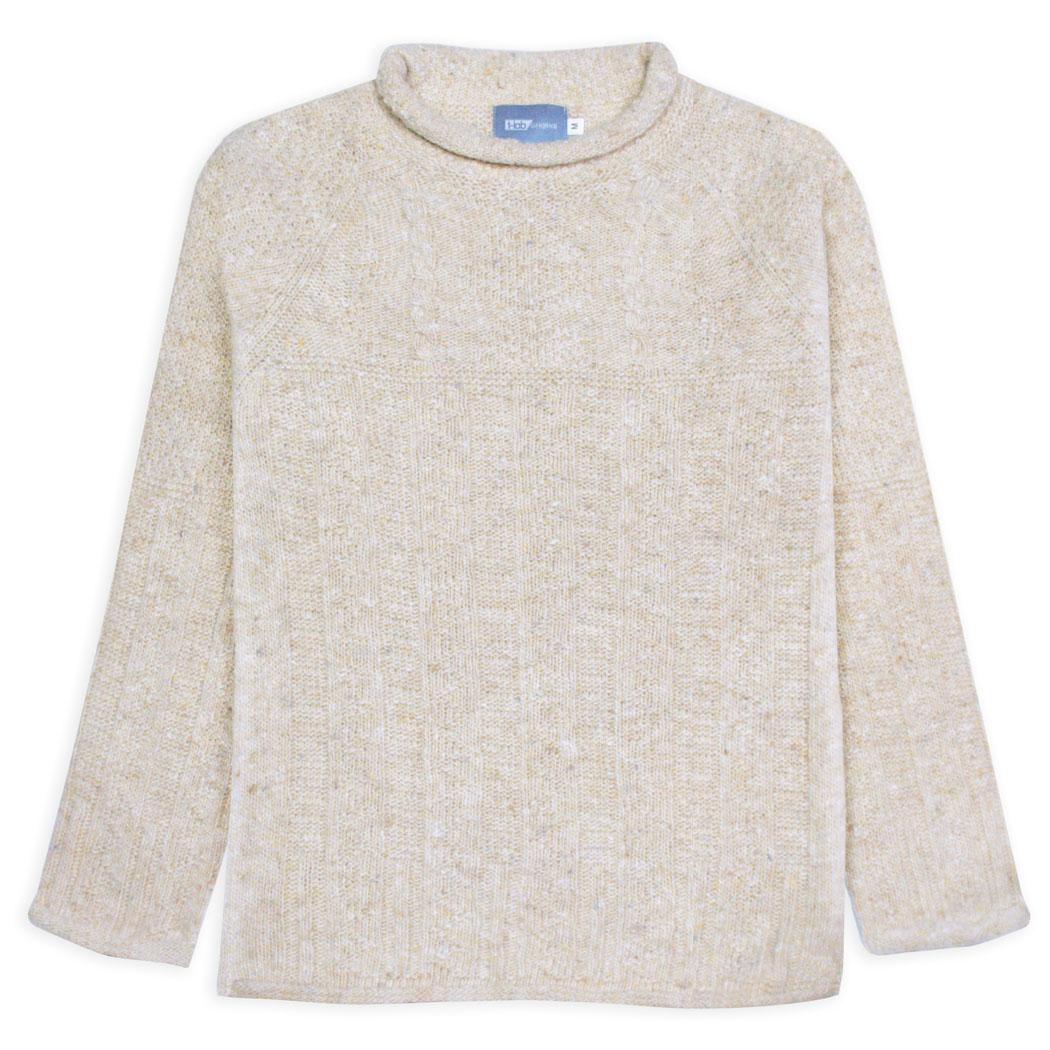 T-lab Alpina womens knitwear white