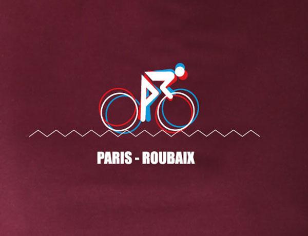 T-lab mens Paris-Roubaix t-shirt