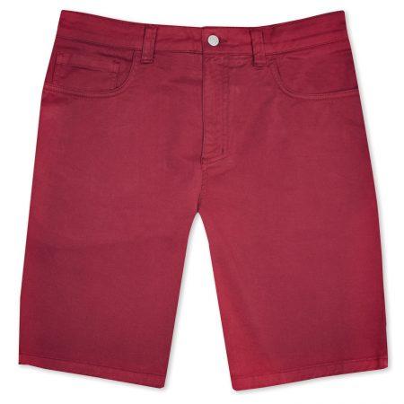 T-lab-mens-shorts-burgundy