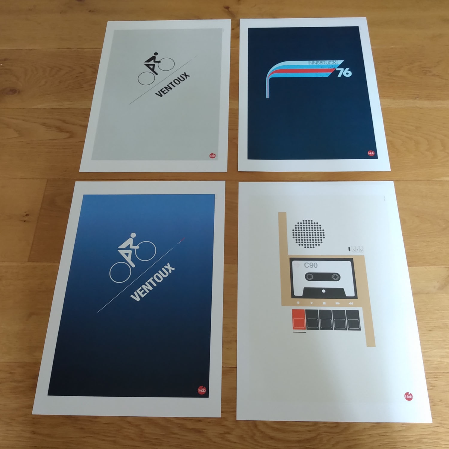 T-lab posters