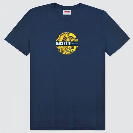 T-lab-Raclette-mens-t-shirt-navy