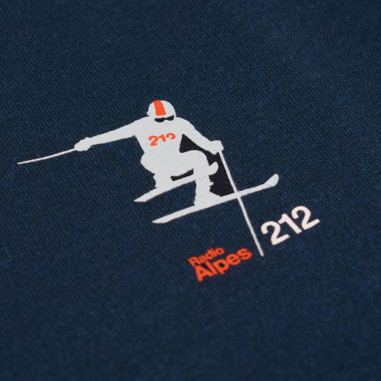 T-lab-Radio-Alpes-sweatshirt-navy