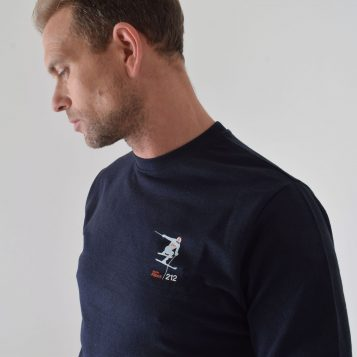T-lab-Radio-Alpes-sweatshirt-navy