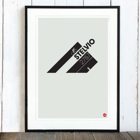 T-lab-Stelvio-A3-cycling-poster-framed