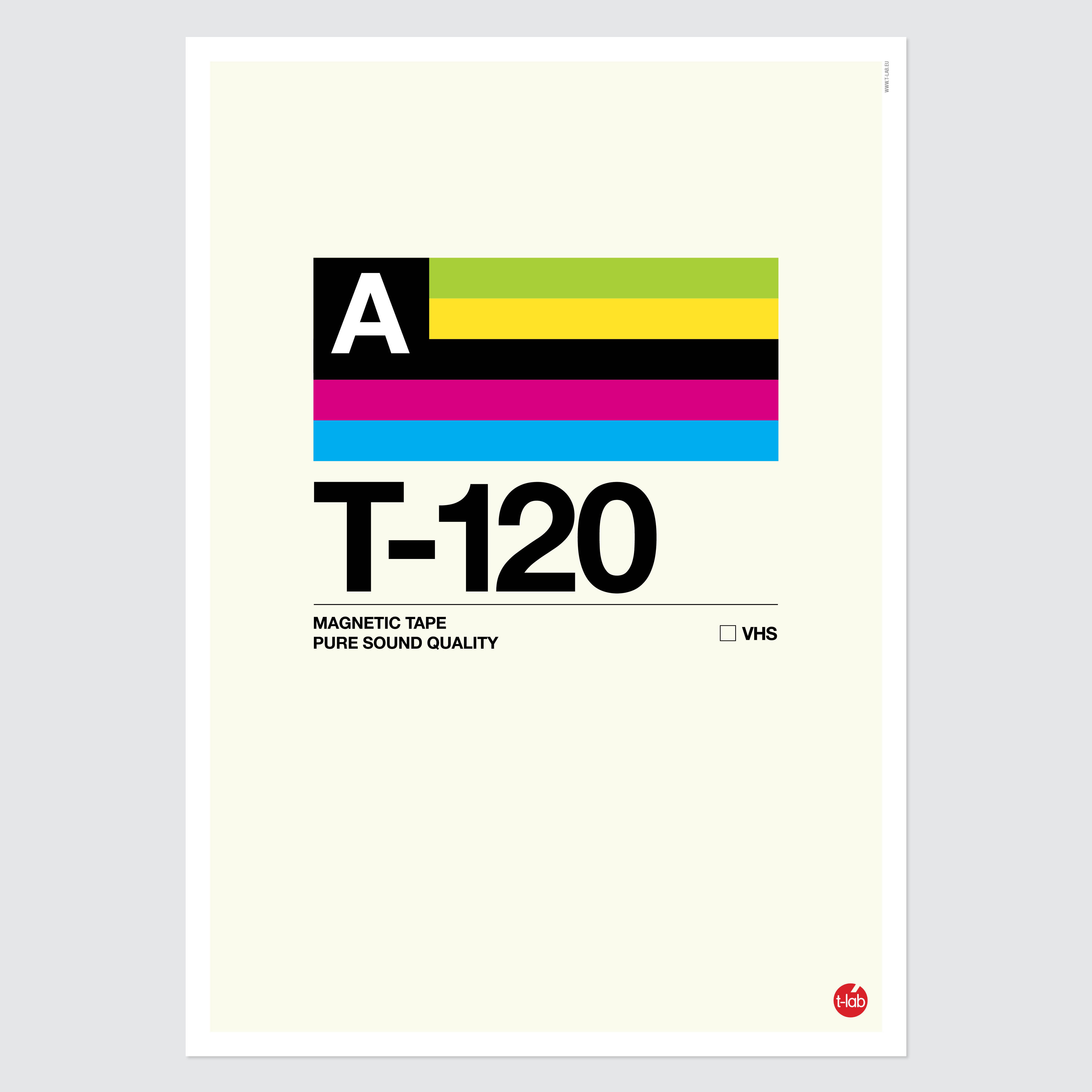 T-lab-T-120-A3-poster-unframed
