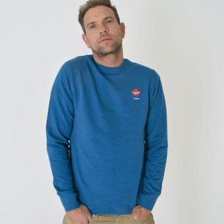 T-lab-Whistler-mens-sweatshirt-inkblue