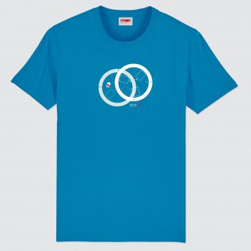 Open-Reel-T-lab-mens-t-shirt-azure